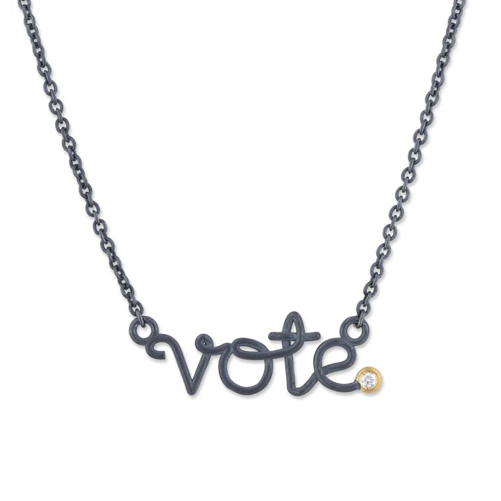 EXPRESSIONS VOTE NECKLACE