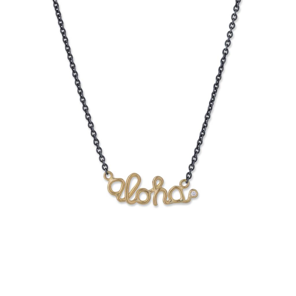 EXPRESSIONS ALOHA NECKLACE